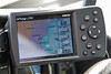 With many rocks and narrow passages winding through over 75,000 islands in east Georgain Bay, a good GPS is essential!