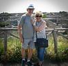 Overlooking Pompei