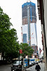 "The new ""One World Trade Centre"" underway in 2011"
