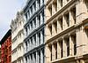 Classic facades abound...