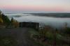 Mountain Street view overlooking Lake Head
