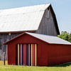 Properties on PEI are generally very well maintained.  Barns are in good condition and often painted beautifully and grass well groomed.