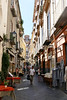 """We started wednesday June 15 with a stroll though the narrow streets with the """"all important"""" window shopping!"""