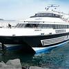 Jet Boat to Capri - 30Km/Hr!