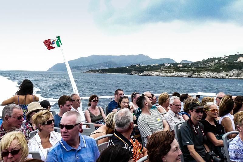 Jet Boat to Capri