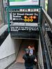 Subways a greta way to get around quickly...