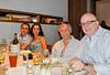 Jonathan, Mel, Richard and moi!