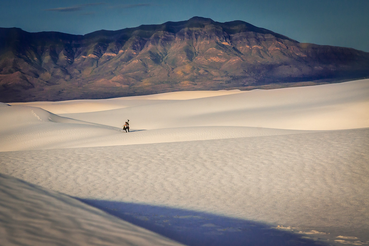 White Sands ,  New Mexico