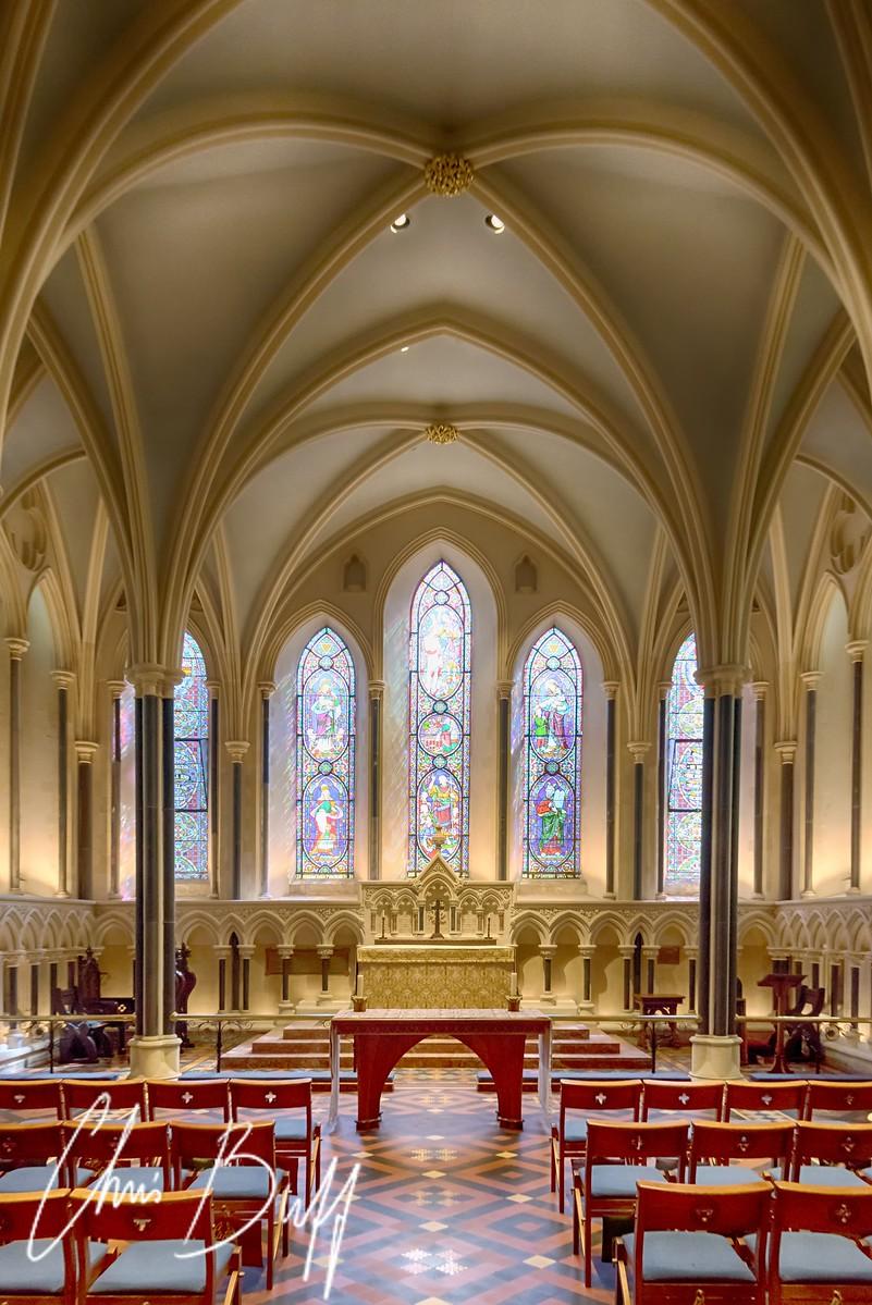 Inside St. Patricks Cathedral 2017 Christopher Buff, www.Aviationbuff.com