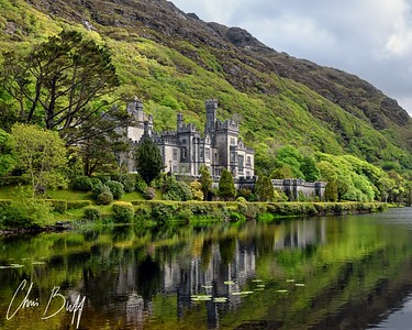Kylemore Abbey - 2016 Christopher Buff, www.Aviationbuff.com
