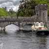 Arrival at Ashford Castle