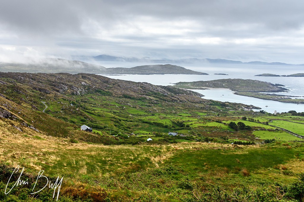 View from the Ring of Kerry - 2016 Christopher Buff, www.Aviationbuff.com