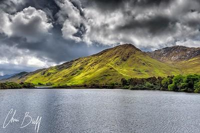 Emerald Peaks - 2016 Christopher Buff, www.Aviationbuff.com