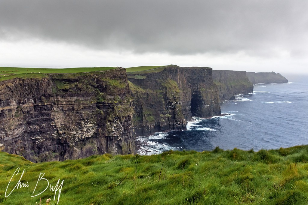 Cliffs of Moher - 2016 Christopher Buff, www.Aviationbuff.com
