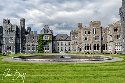 Ashford Castle - 2016 Christopher Buff, www.Aviationbuff.com