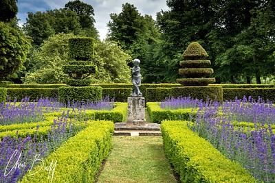 Garden of Henry VIII - Christopher Buff, www.Aviationbuff.com