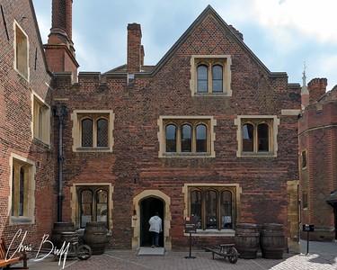 Kitchens at Hampton Court  Palace - Christopher Buff, www.Aviationbuff.com