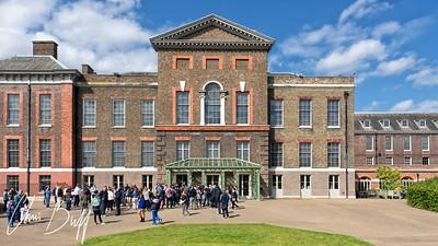 Kensington Palace - Christopher Buff, www.Aviationbuff.com