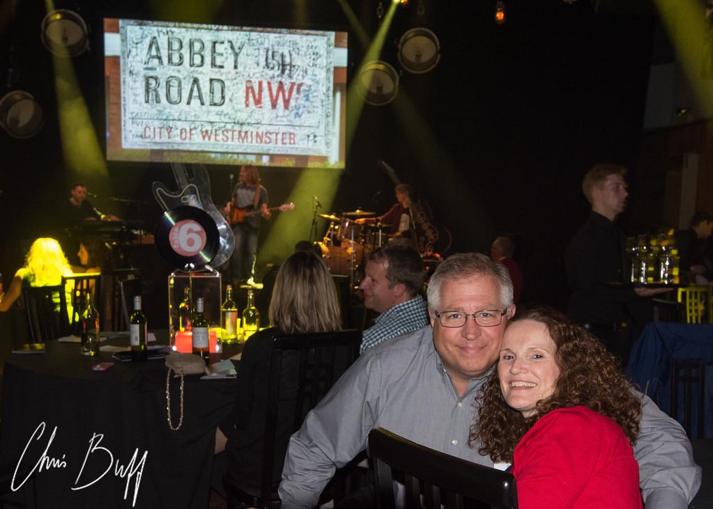 Fun night at Abbey Road Studios