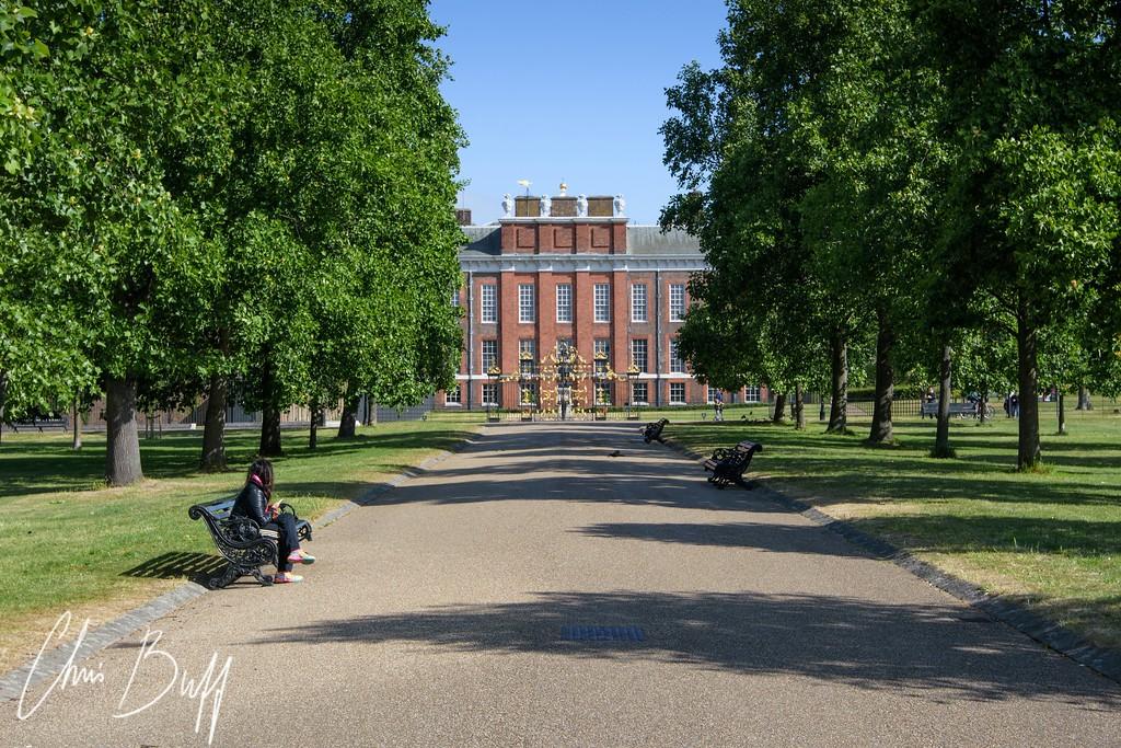 Kensington Palace - 2015 Christopher Buff, www.Aviationbuff.com