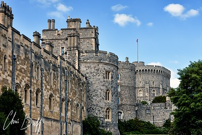 Windsor Castle - Christopher Buff, www.Aviationbuff.com