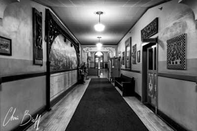 Huanted Hallway