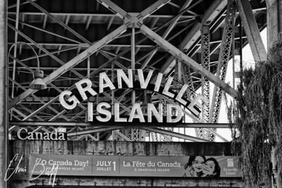 Granville Island - 2018 Christopher Buff, www.Aviationbuff.com