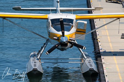 Turbo Beaver Closeup - 2018 Christopher Buff, www.Aviationbuff.com