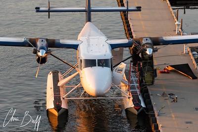 Twin Otter Maintenance - 2018 Christopher Buff, www.Aviationbuff.com