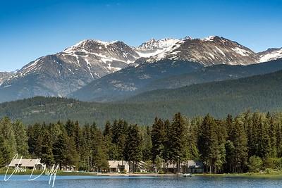 Mountain View from Rainbow Park - 2018 Christopher Buff, www.Aviationbuff.com