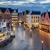 """""""Christmas in Bruges"""" – Bruges, Belgium"""