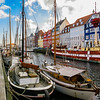 """Let's Sail in Vivid Colors"" – Copenhagen, Denmark"