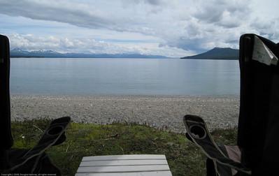 Lago Fagnano, Argentina.