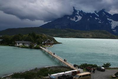 Torres del Paine National Park. Chile.
