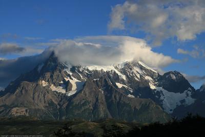 Paine Grande, Parque Nacional Torres del Paine, Chile