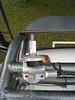 CB antenna mount, tightening mounting base.