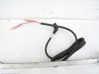 Cab GPS power plug repair project. Valdivia, Chile.