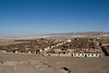 Abandoned ghost town of Humberstone, Chile. Site of a former nitrate oficina (processing plant).