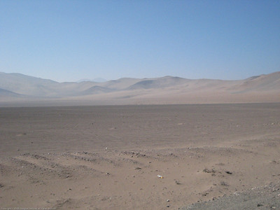 Atacama desert. Northern Chile.
