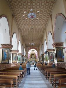 Cathedral. Otavalo, Ecuador.
