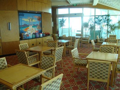 Viking Crown Lounge - Card Room