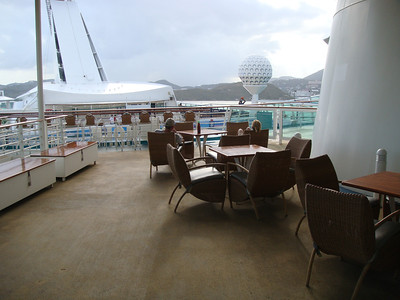 Viking Crown Lounge - Outdoor Area
