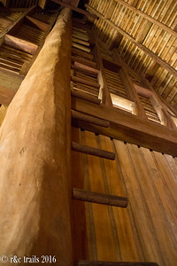 the king's lookout ladder