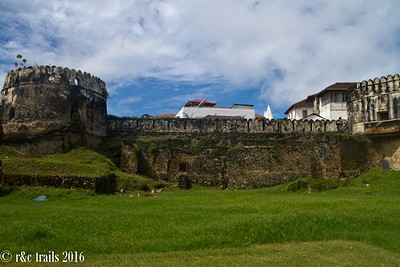 Old Fort walls