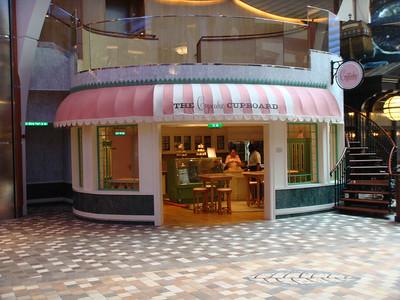 Cupcake Cupboard on the Royal Promenade