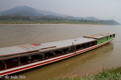 our river transport for 2 days