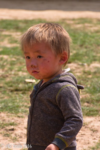 little laotian boy