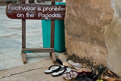 that no shoe rule