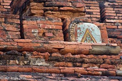sulamani temple brickwork