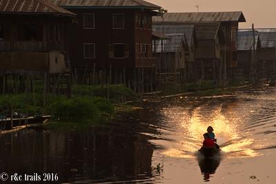 mine thauk village